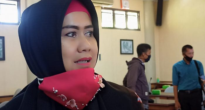 Retna Sulitya Rini, Kabid Koperasi dan UMKM Tarakan. foto: fokusborneo.com