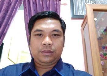 Usman Coddang, Ketua IJTI Kaltara.