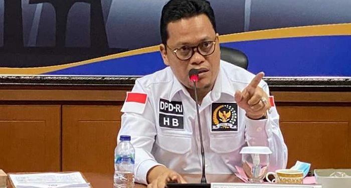 Hasan Basri, Wakil Komite II DPD RI. Foto: Istimewa