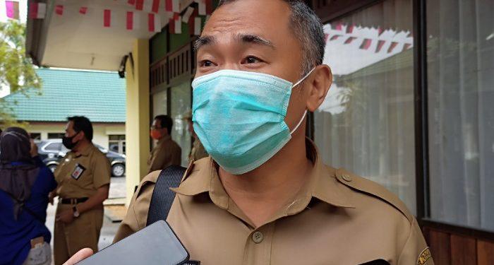 Fandariansyah, Kadis DPUTR Tarakan. Foto: fokusborneo.com