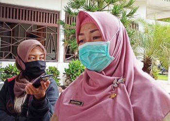 Agustina, Kadis Pariwisata Tarakan. Foto: fokusborneo.com