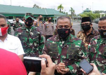 Pangdam VI Mulawarman Mayjen TNI Heri Wiranto. Foto: Istimewa