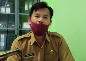 Ardiansyah, Kasi Koperasi Disdagkop dan UKM Tarakan. Foto: fokusborneo.com