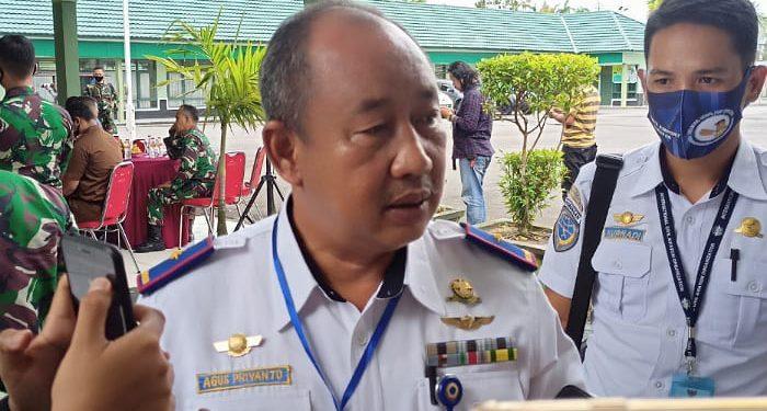 Agus Priyanto, Kabandara Internasional Juwata Tarakan. foto: fokusborneo.com