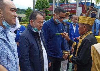 Pangeran Khairul Saleh, Tiba di Kota Tarakan. Foto: fokusborneo.com