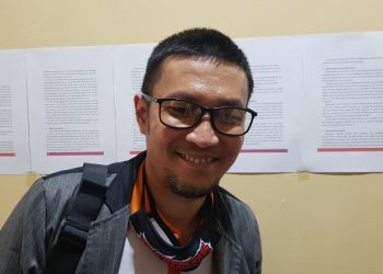 Ketua KPU Tana Tidung Hendra Wahyudhi. Foto : Fokusborneo.com