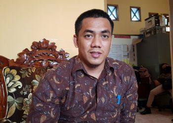 Ketua Bawaslu Kota Tarakan Zulfauzy Hasly. Foto : Fokusborneo.com