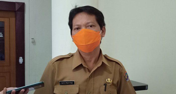 Budi Prayitno, Kepala Badan Kepegawaian, Pendidikan dan Pelatihan Pemkot Tarakan.