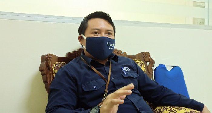 Bramantya, Sales Presentative PGN Area Tarakan. Foto: fokusborneo.com