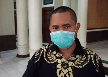 Nasruddin, Ketua KPU Tarakan. Foto: fokusborneo.com
