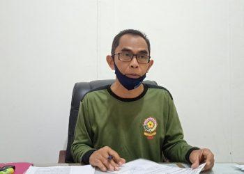 Hanip Matiksan, Kasat Pol PP dan PMK Tarakan. Foto: fokusborneo.com