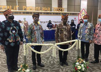 Kantor Perwakilan Bank Indonesia (KPwBI) Provinsi Kalimantan Utara Menyelenggarakan Karya Kreatif Paguntaka (KKP) 2020. Foto : Istimewa