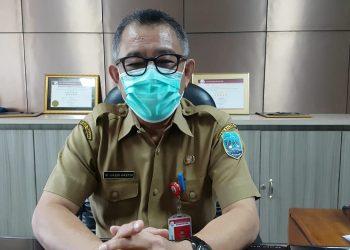 Direktur Utama RSUD Tarakan dr. Hasbi. Foto: Istimewa