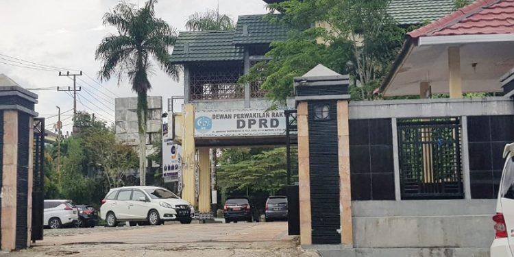 Gedung Kantor DPRD Kota Tarakan. foto: fokusborneo.com