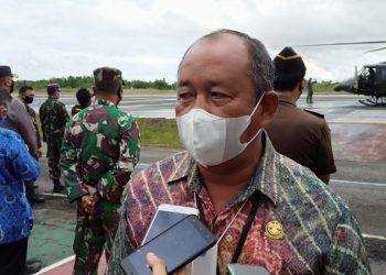 Agus Priyanto, Kabandara Juwata Tarakan. Foto:fokusborneo.com
