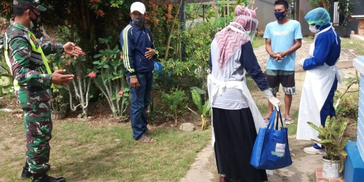 Foto: Doc.Babinsa Kodim 0907 Tarakan