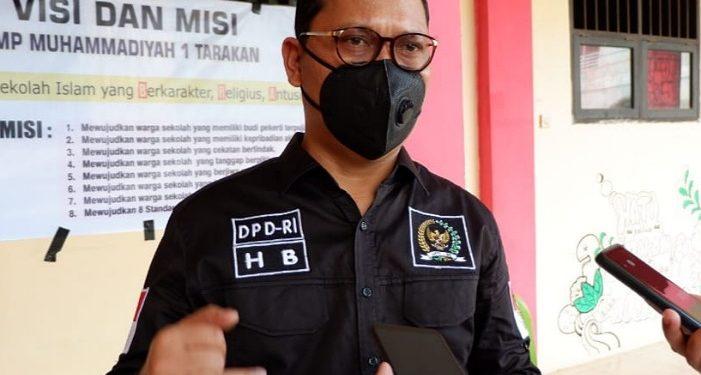 Wakil Ketua Komite II DPD RI Hasan Basri.  Foto : Istimewa
