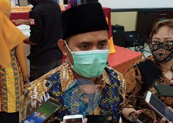 Ketua KPU Tarakan, Nasruddin. Foto: fokusborneo.com