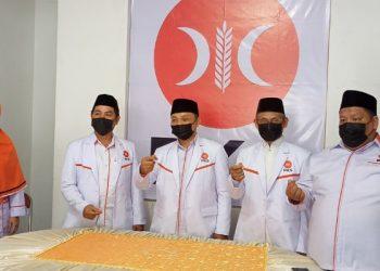 Foto Bersama Kepengurusan Baru DPD PKS Kota Tarakan. Foto: fokusborneo.com