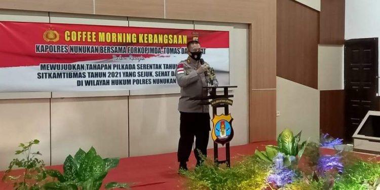 Kapolres Nunukan AKBP Syaiful Anwar, S.I.K .Foto: Humas Nunukan