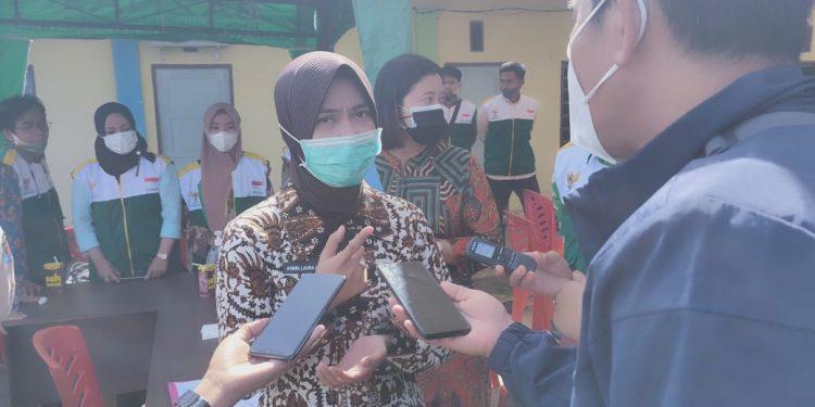 Bupati Nunukan Hj Asmin Laura Hafid. Foto: Istimewa