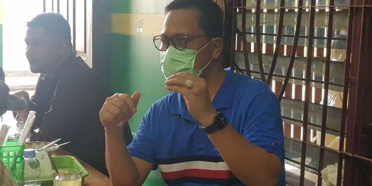 Hasan Basri, Wakil Ketua Komite II DPD RI. Foto: fokusborneo.com