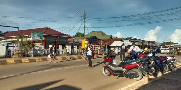 Max owner Tana Tidung comunity melakukan penggalangan dana untuk korban kebakaran yang ada di Nunukan. Foto: Fokusborneo
