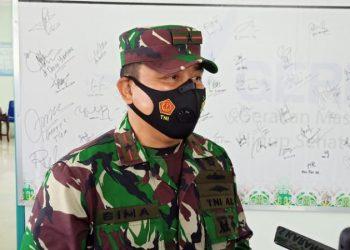 Komandan Lantamal XIII Tarakan, Laksamana Pertama TNI Haris Bima Bayuseto. Foto: Fokusborneo