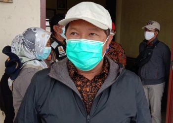 Seketaris Dinas Kesehatan, Tri Rahadi Skm. Foto: Fokusborneo.com