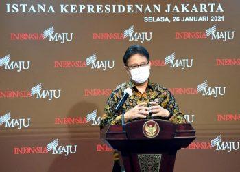 Menteri Kesehatan, Budi Gunadi Sadikin.Foto: Rusman - Biro Pers Sekretariat Presiden