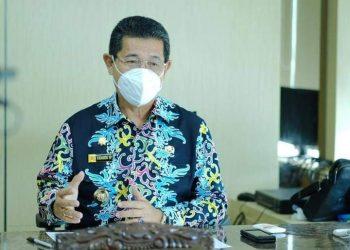 Wakil Gubernur Kalimantan Utara Yansen Tipa Padan, Foto: Ist