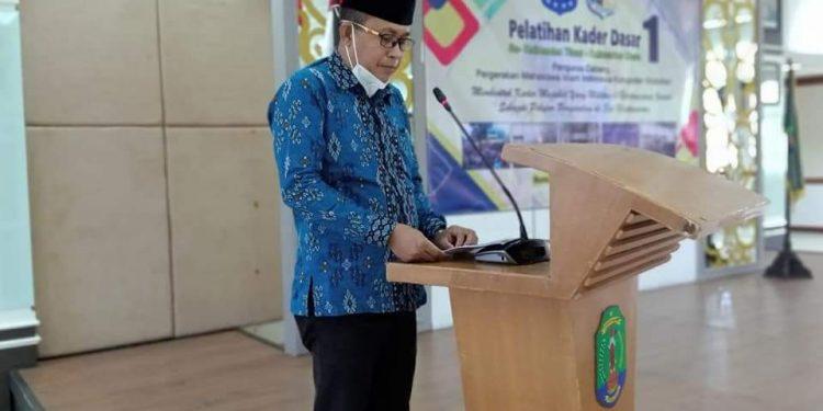 Kepala bagian Kesra Kabupaten  Nunukan, H.Tuwo. Foto : Ist