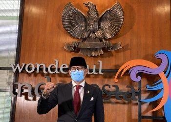 Menparekraf Sandiaga Salahuddin Uno. Foto: Istimewa