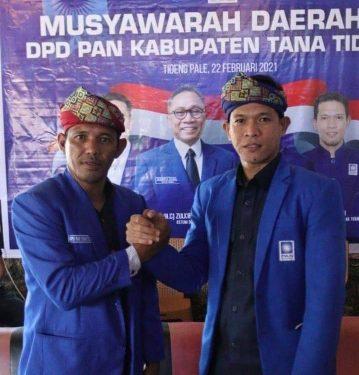 Ketua DPD PAN Kabupaten Tana Tidung, Jamhari