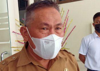 Tajuddin Tuwo, Kadisdik Tarakan. Foto: fokusborneo.com