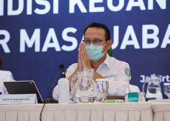 Direktur Utama BPJS kesehatan, Fachmi Idris. Foto: Istimewa