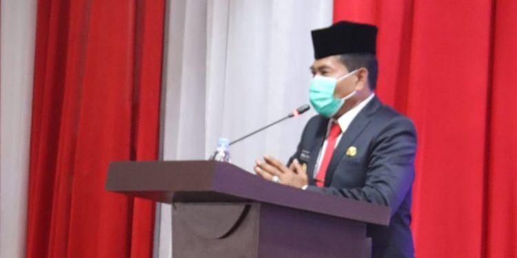 Gubernur Kaltara, Zainal Arifin Paliwang. Foto: fokusborneo.com