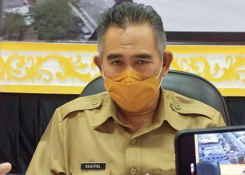 Walikota Tarakan, Khairul. Foto: fokusborneo.com