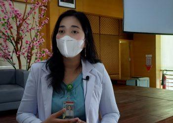 dr. Helvy Yuliana Saragih, M.Sc, SP.A. foto: fokusborneo.com