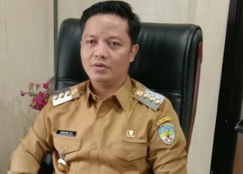 Ibrahim Ali, Bupati KTT.