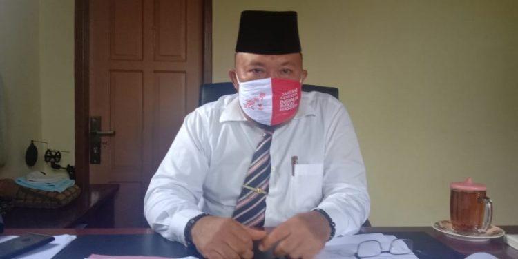 Kepala BPBD Tana Tidung, R.a Darwis