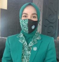 Ketua PKK tana Tidung Vamelia Ibrahim. Foto: Fokusborneo