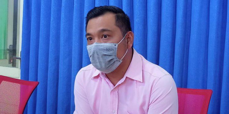 Tarakan Legal & Relatioan Assistant Manager PT Pertamina EP Tarakan Field, Anton Humala Doloksaribu