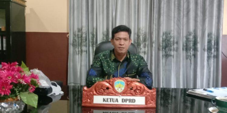 Ketua DPRD Kabupaten Tana Tidung, Jamhari