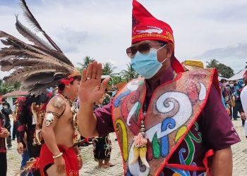 Gubernur Provinsi Kalimantan Utara, Drs H Zainal A Paliwang.Foto: Diskominfo Kaltara