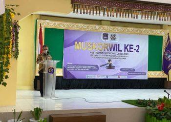 Walikota Tarakan, dr.Khairul,M.Kes