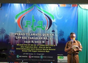 Walikota Tarakan, dr.Khairul