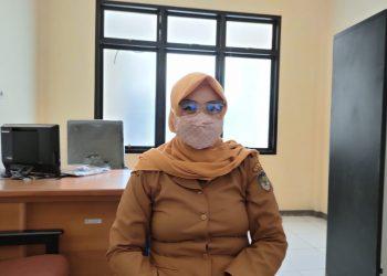 Sekretaris Disperindagkop Kabupaten Tana Tidung, Linda Safitri