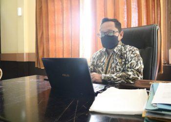 Kepala Bapeda KTT, Drs.H.M Yusuf Badrun M.Ap