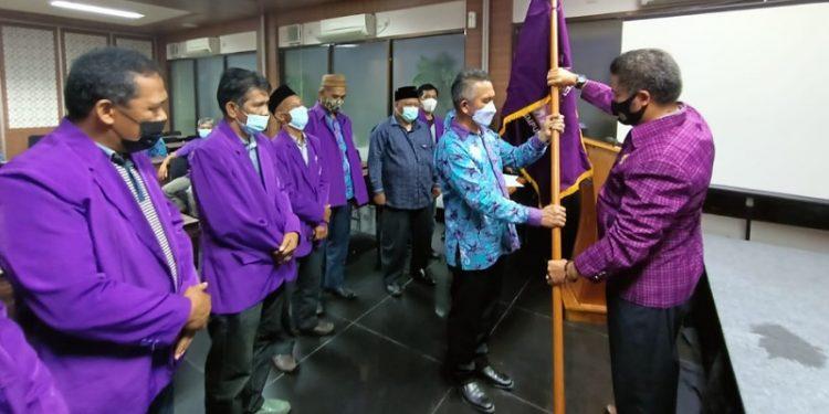 Khairul Terpilih Sebagai Ketua Umum DPW Hikma Kaltara Periode 2021-2026. Foto: IST